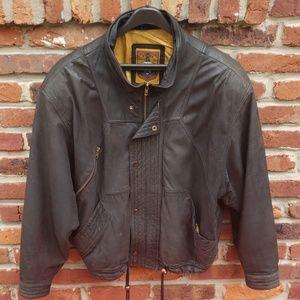 1992 IOU LeatherJacket